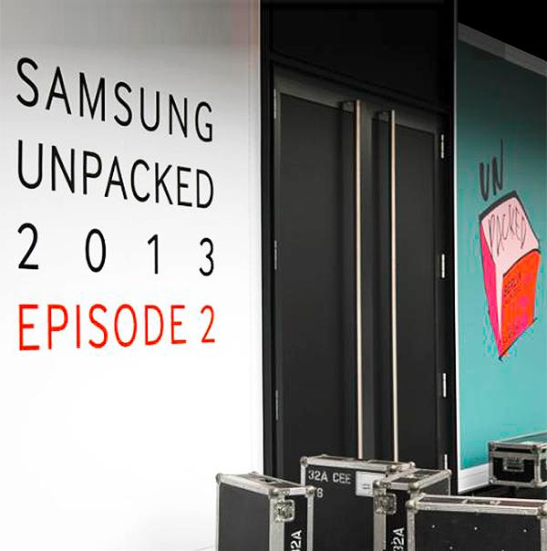 IFA: Samsung Unpacked 2013 um 19 Uhr mit Livestream