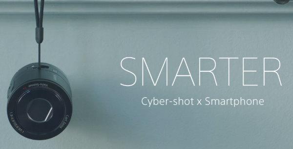 Sony QX10 und QX100 Kamera-Aufsaetze – Offizielles Video geleakt