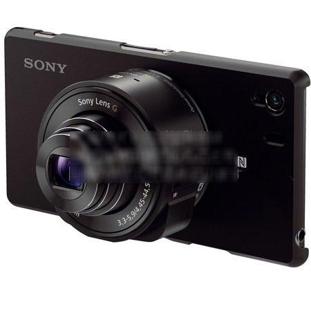Sony QX100 d Sony QX10 und QX100 Kamera Aufsaetze   Offizielles Video geleakt