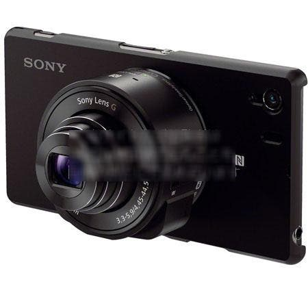Sony QX100 d