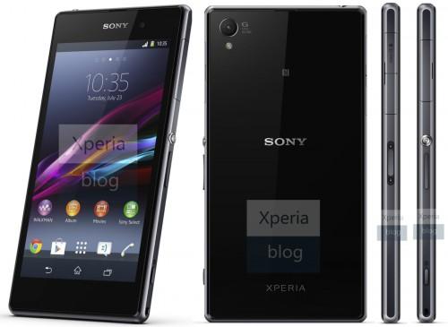 Sony-Xperia-Z1 Presse