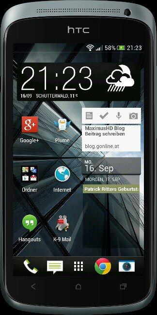HTC One S: Android 4.2.2 und Sense 5 dank MaximusHD 10.0.0 ROM
