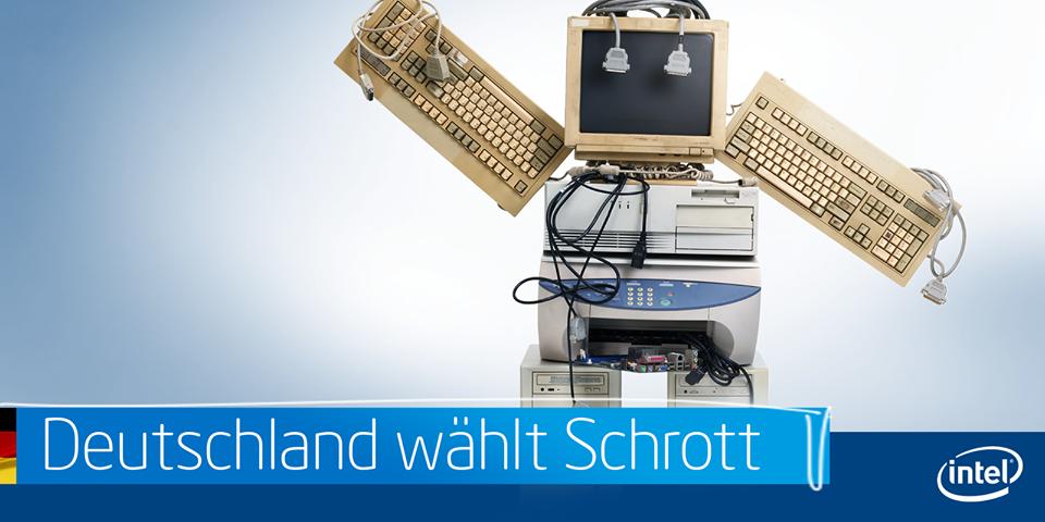 Intel: Deutschland wählt Schrott