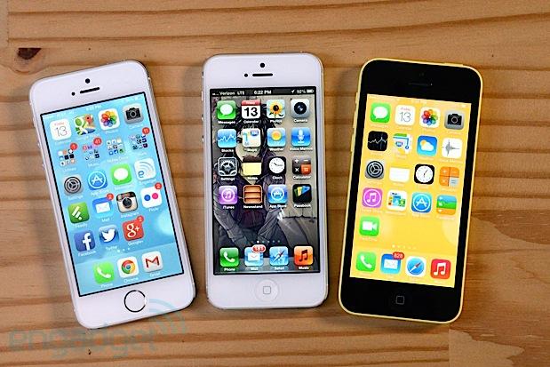 Apple iPhone 5C und iPhone 5S Testberichte in der Uebersicht