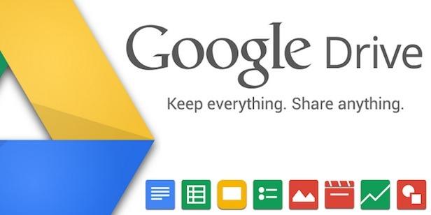 Google Drive fuer Android Update – Neues Design, einfacheres Dokumenten-Scanning