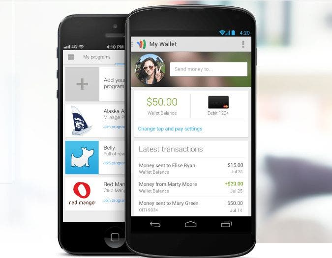 google wallet News: Google Wallet für iOS, iOS 7 schließt Dritthersteller Kabel aus, Nicks First Pitch