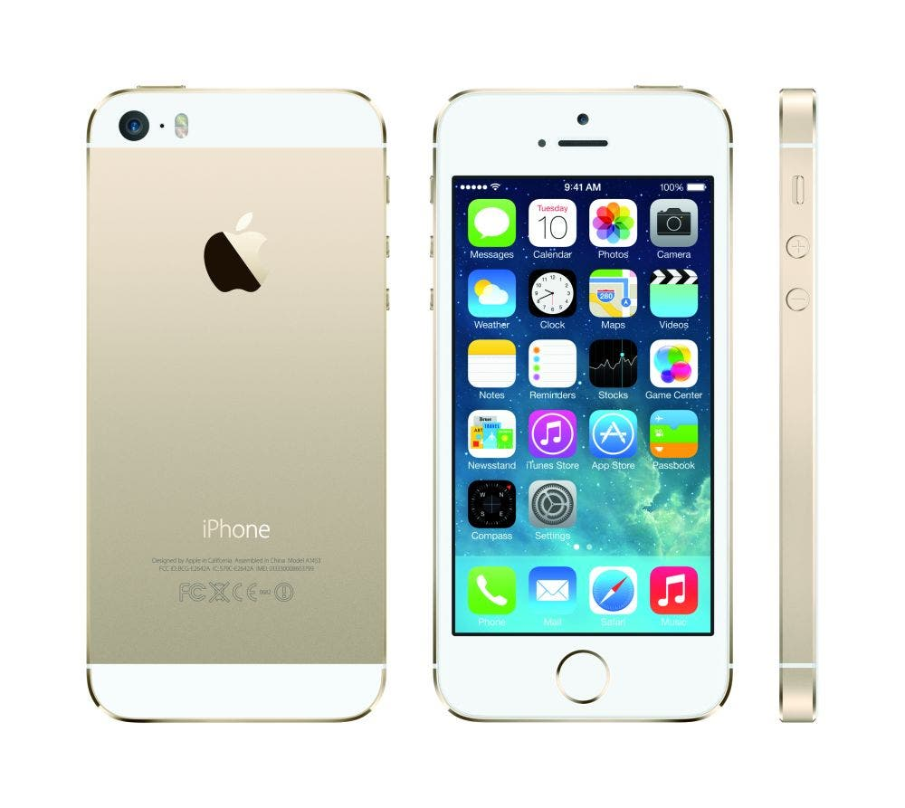 Apple iPhone 5S im Hands-on-Video