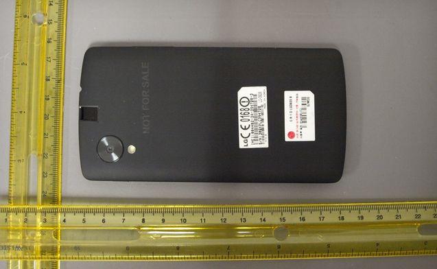 LG Nexus 5: Neue Bilder vom 5-inch Smartphone aufgetaucht