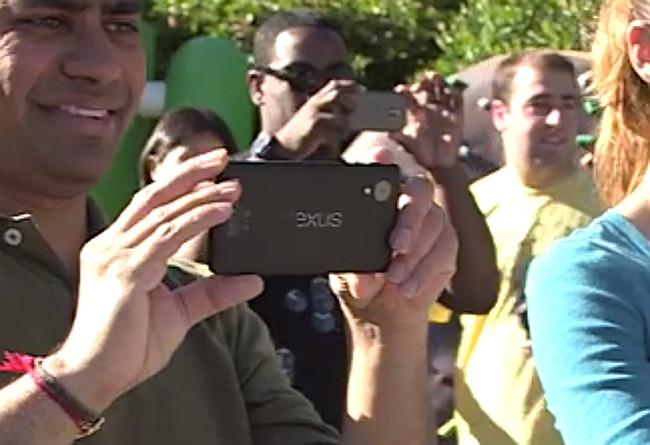 Android Kitkat: Sehen wir hier schon das Nexus 5?