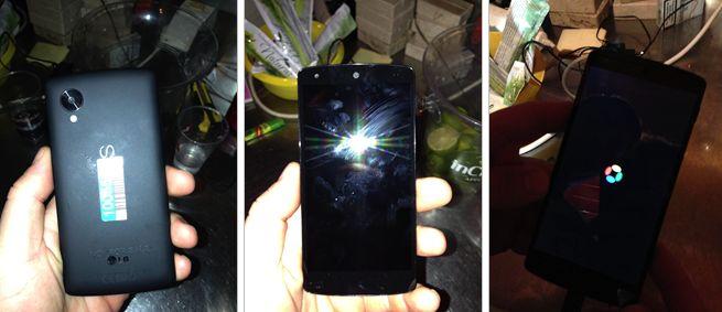 Nexus 5 taucht in freier Wildbahn auf *Update: Benchmark bestätigt Snapdragon 800*