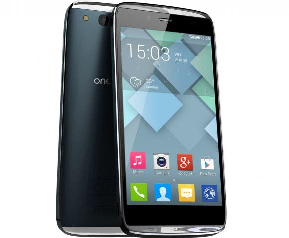 IFA: Alcatel One Touch Idol Alpha 4.7-inch Smartphone vorgestellt