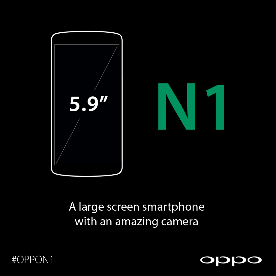 oppo n1 01 Neue Infos zum Oppo N1: Snapdragon 800, 5.9 inch Display