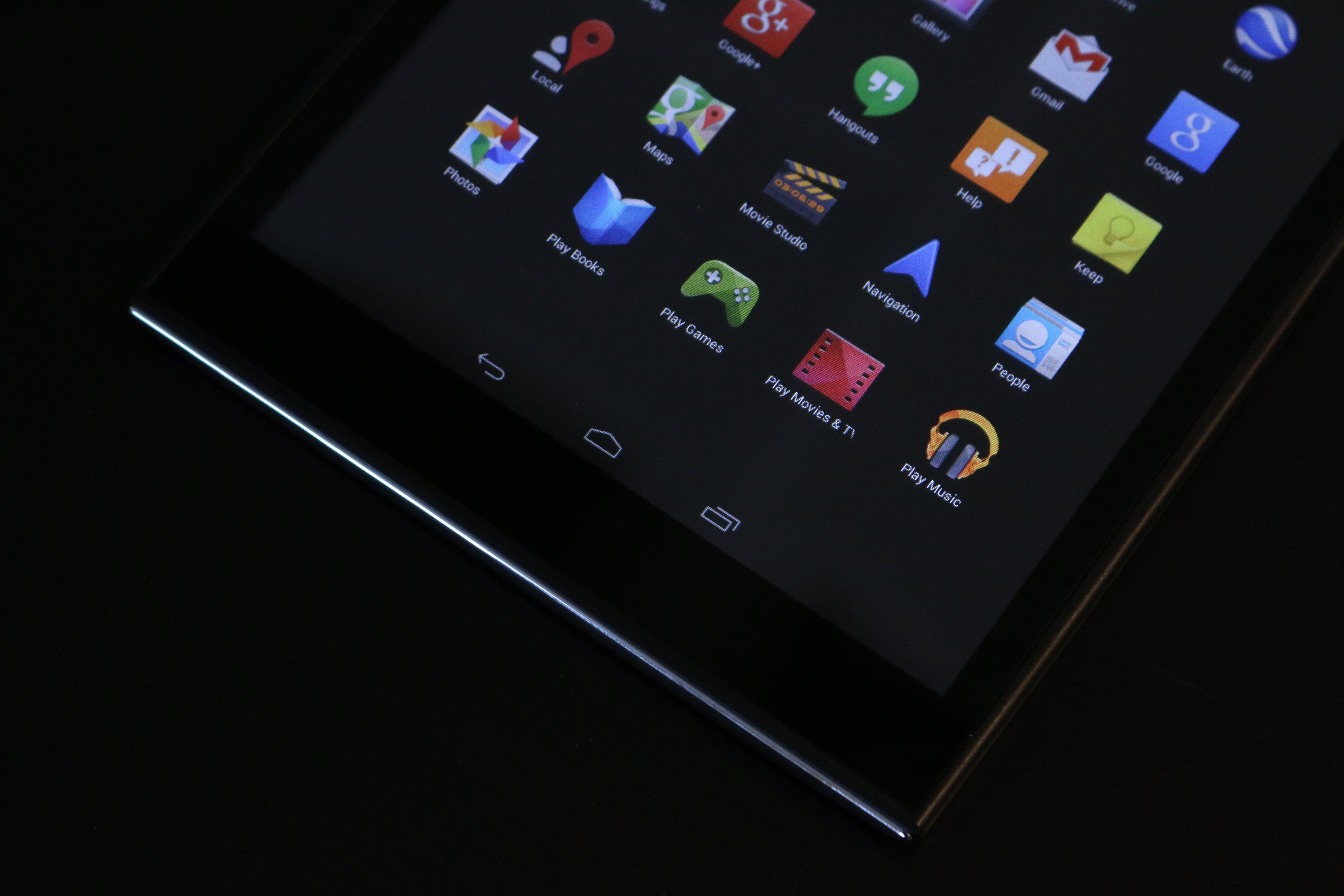 gigaset qv830 quadcore tablet mit 8inch 4 3 display im hands on erste eindr cke video. Black Bedroom Furniture Sets. Home Design Ideas