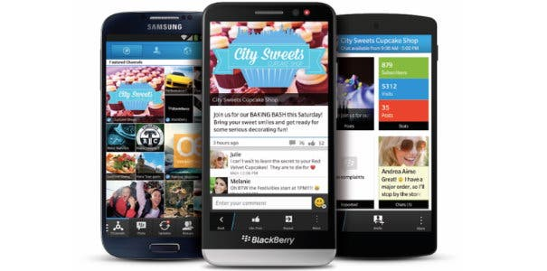 BBM for Android Top 10 Alternativen zu Whatsapp *Update*