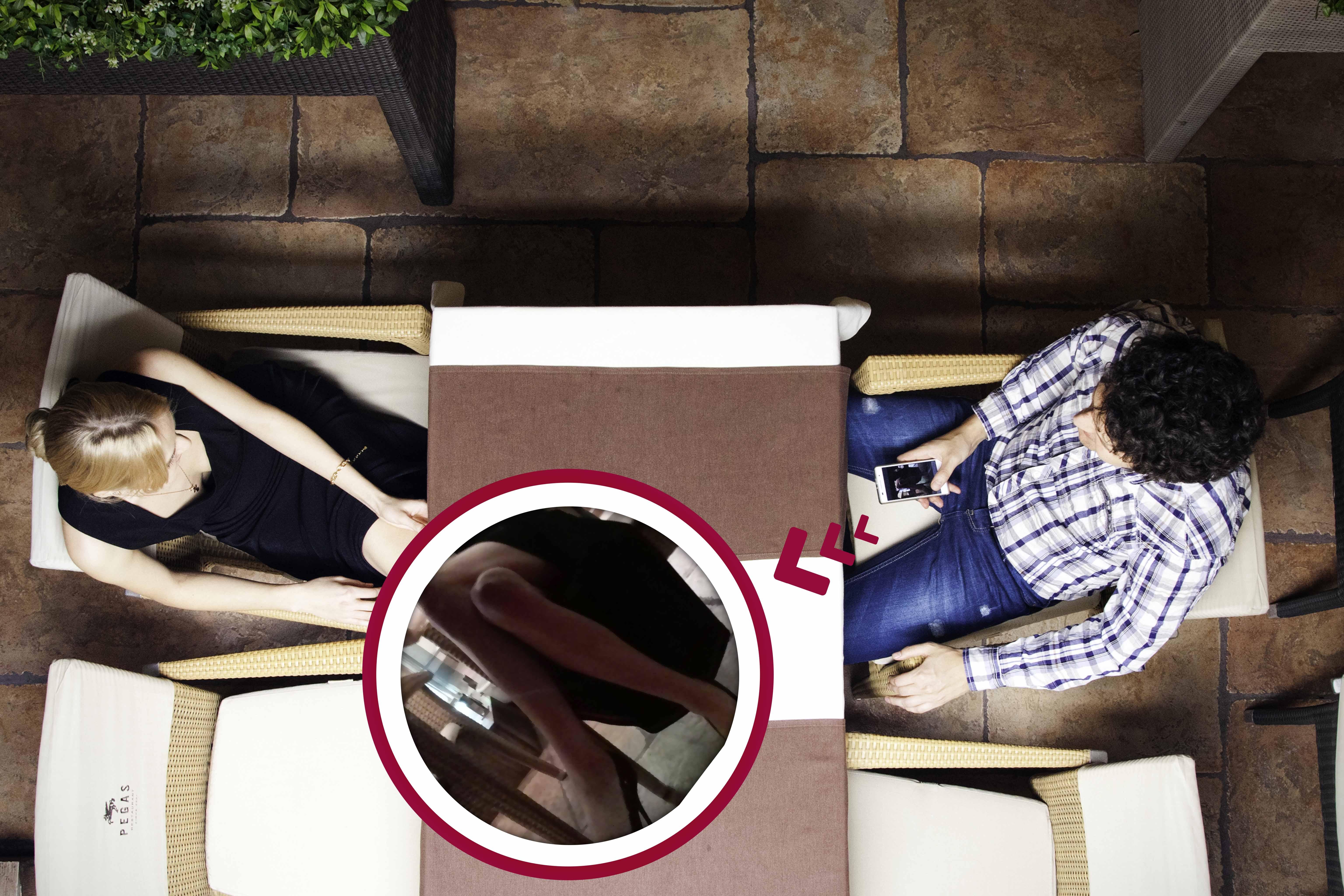 hidden cam panties: