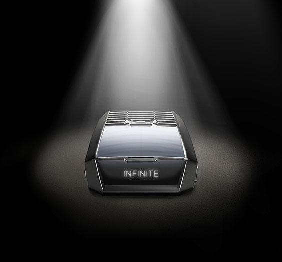 Tag Heuer Meridiist Infinite: Erstes Smartphone mit Solarpanel im Display