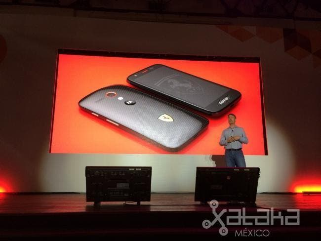 Moto G Ferrari Motorola Moto G Ferrari Edition: Fotos und Specs veröffentlicht
