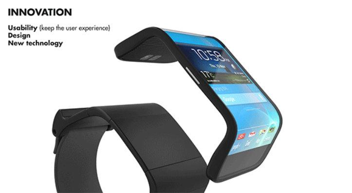 Konzept – Wie aus einer Smartwatch ein Smartphone wird ...