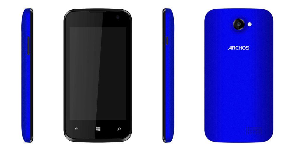 ifa 2014 archos kommt mit windows smartphone und  tablet