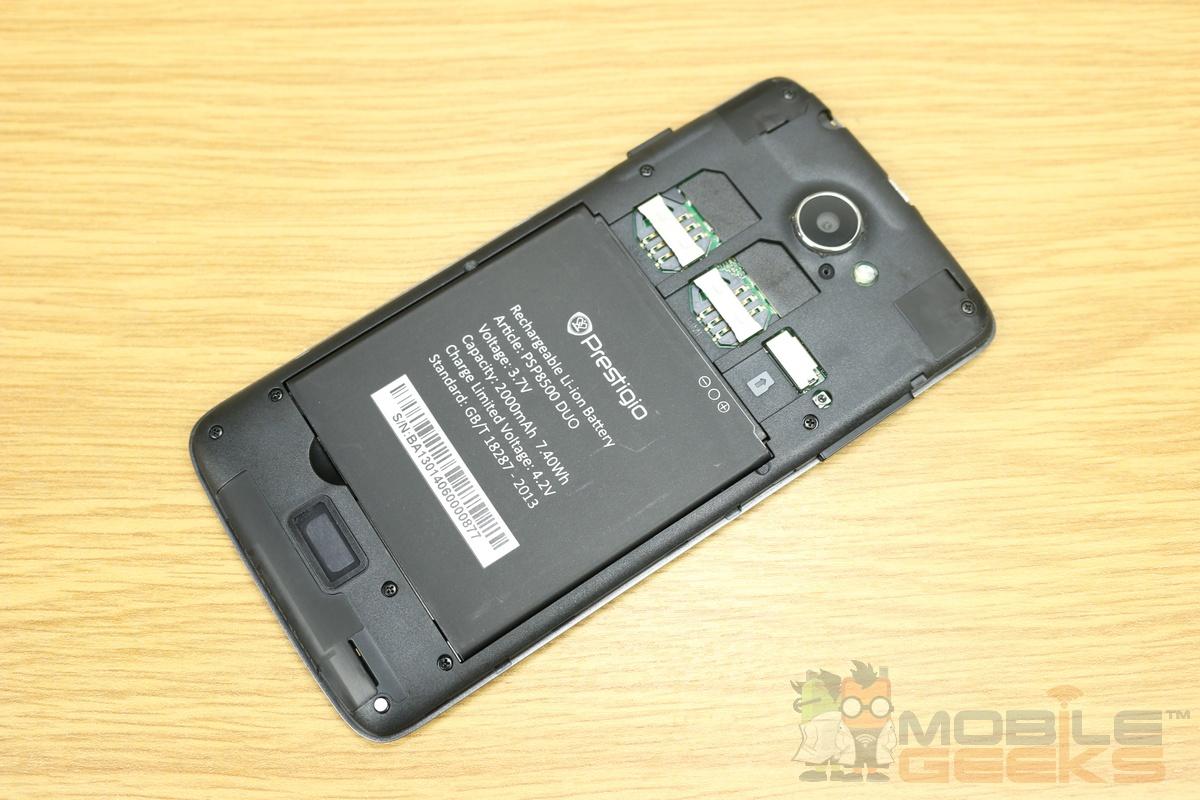 Prestigio MultiPhone 8500 DUO 0015