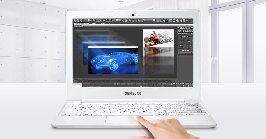 "Samsung ATIV Book M vorgestellt: Ultraflaches 11.6-inch Notebook mit ""Bay Trail""-SoC & 128 GB SSD"