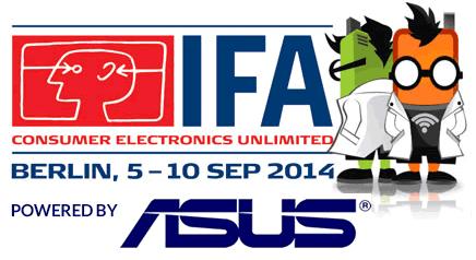 ifa mobilegeeks IFA 2014   Live von der Internationalen Funkausstellung