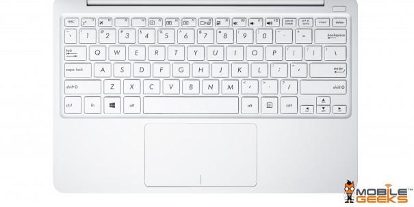 EeeBook Keyboard