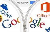 Google Alternativen