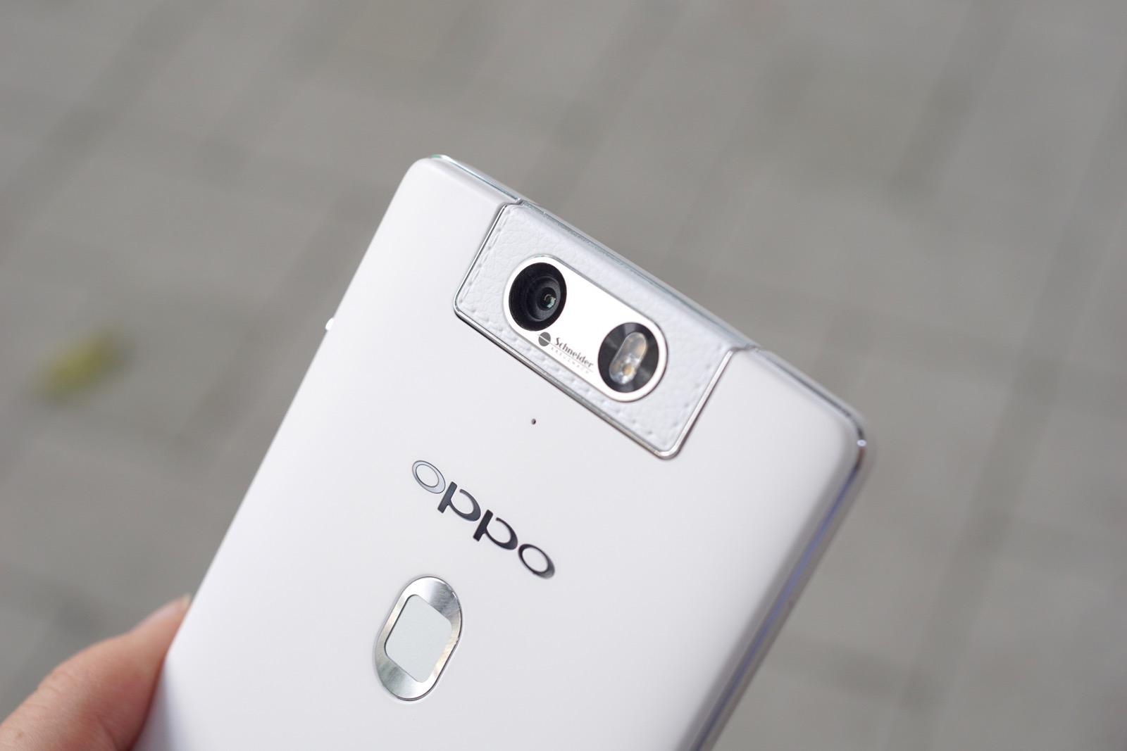 OPPO N3 Kamera von hinten