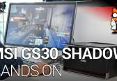MSI GS30 Gaming Notebook mit GPU-Dock im Kurztest