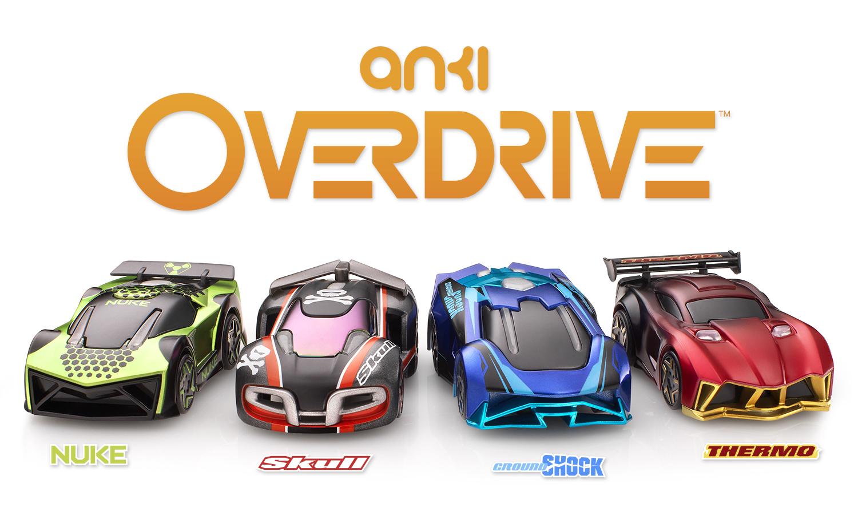 Anki OVERDRIVE Cars
