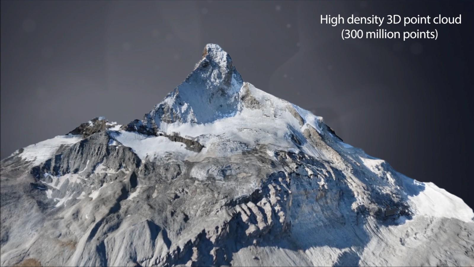 High density 3D point cloud2