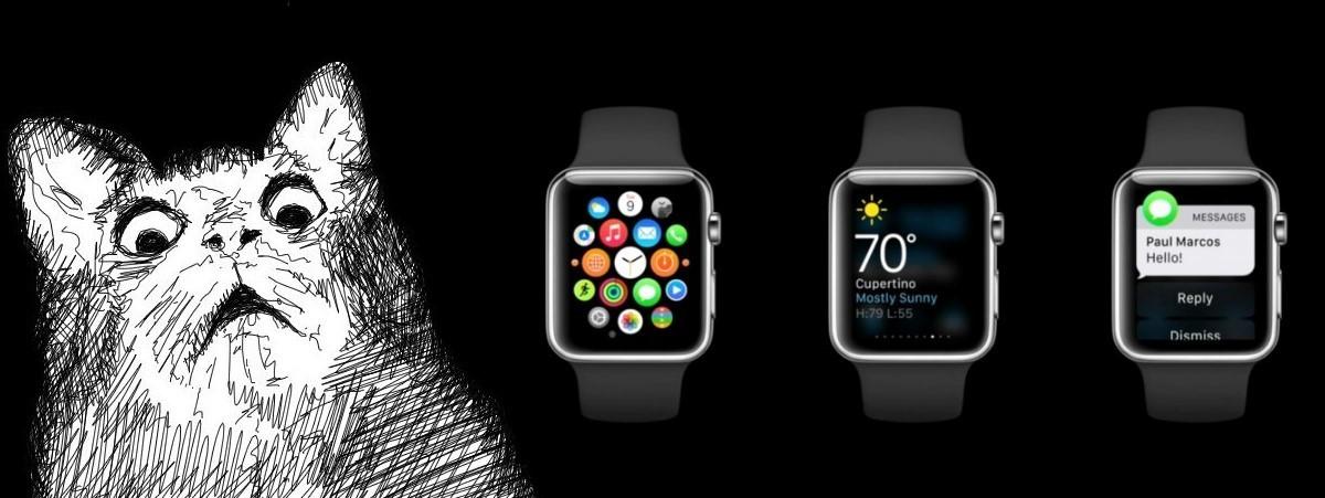 Apple Watch Kommentar