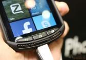 Kyocera Outdoor Windows Phone im MWC-Kurztest