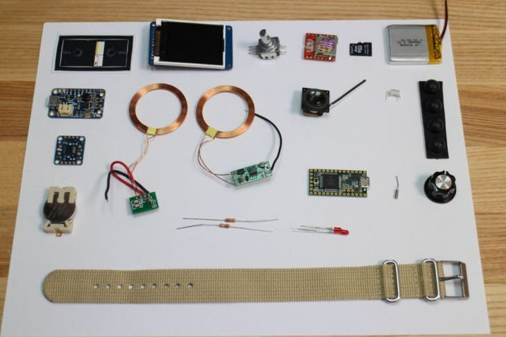 Material für die Apple Watch 2