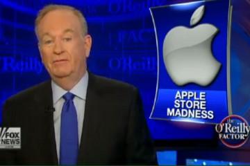 Bill O'Reilly in den Fox news