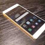 Huawei P8 von vorn