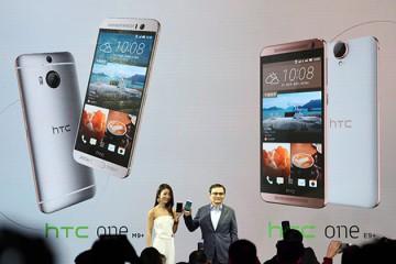 HTC One M9+ und HTC One E9 Präsentation