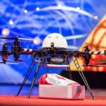 Drohne des schweizer Unternehmens Matternet