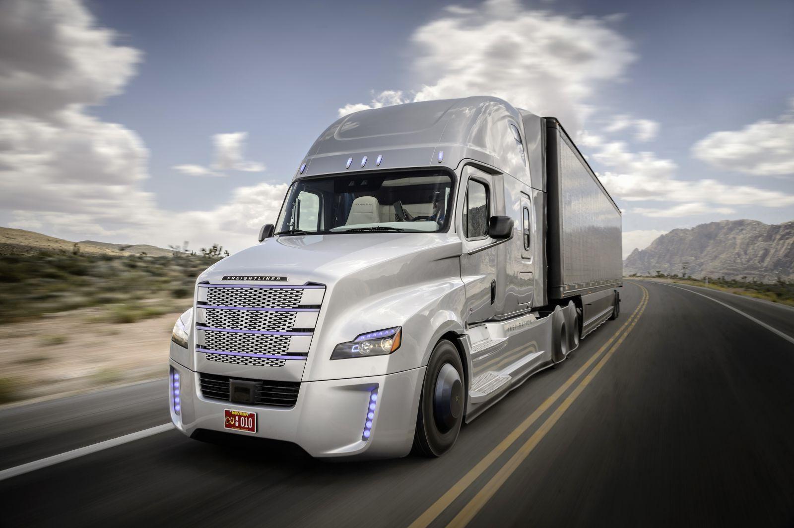 Freightliner Inspiration 1