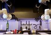 Kuechen Roboter kocht Suppe – Moley Robotics auf der CES Asia