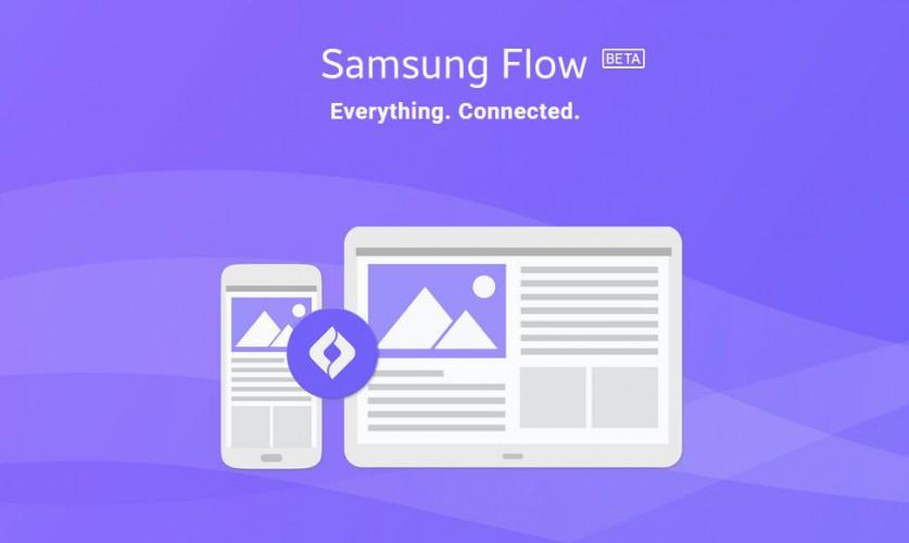 Samsung Flow Piktogramm