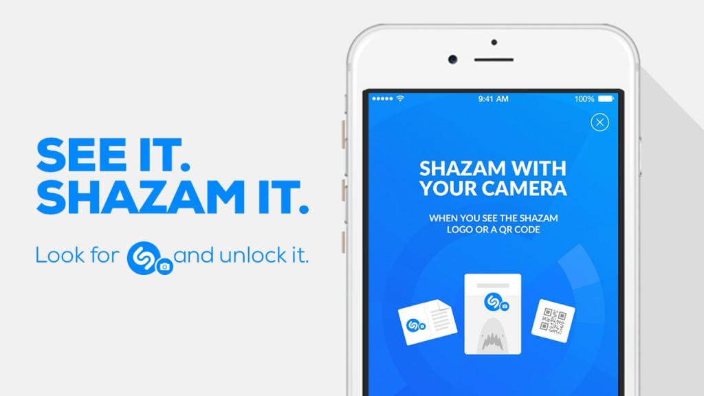 Shazam See it