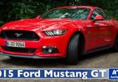 2015 Ford Mustang GT – Video – Fahrbericht, Test, erste Probefahrt
