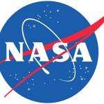 Logo der NASA.