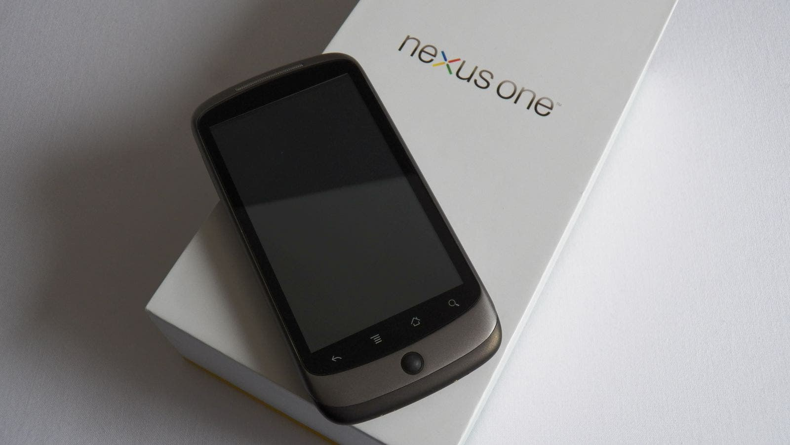 Das Google Nexus One