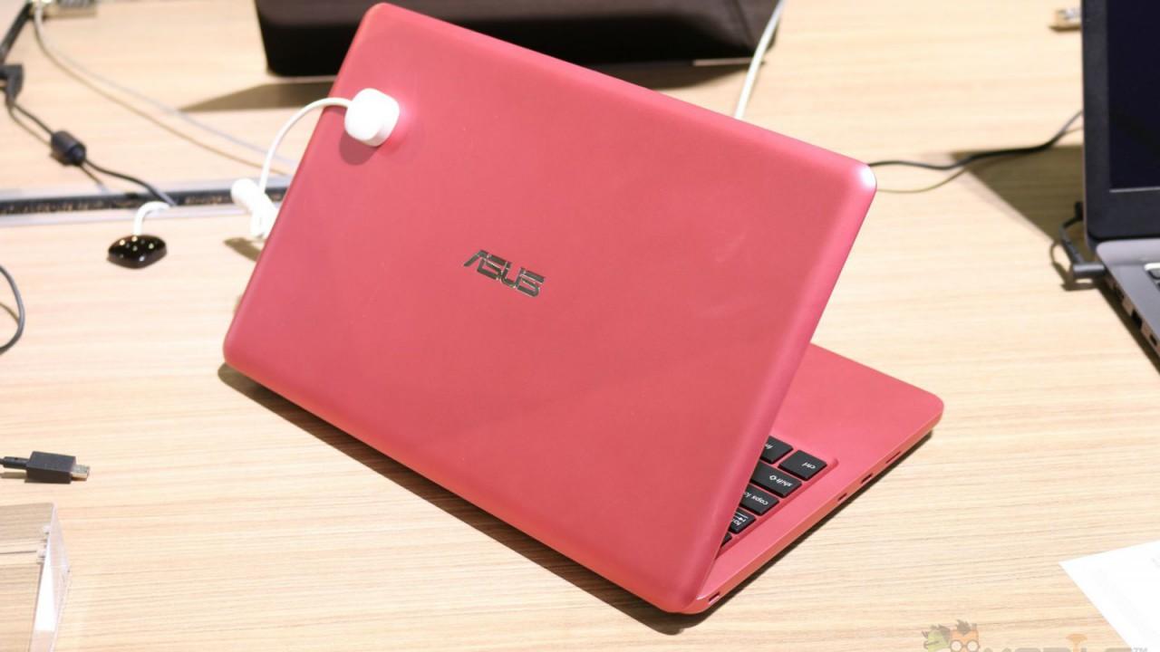 ASUS EeeBook E202 Rückseite
