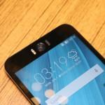 ASUS ZenFone Selfie - Blick auf Front-Cam