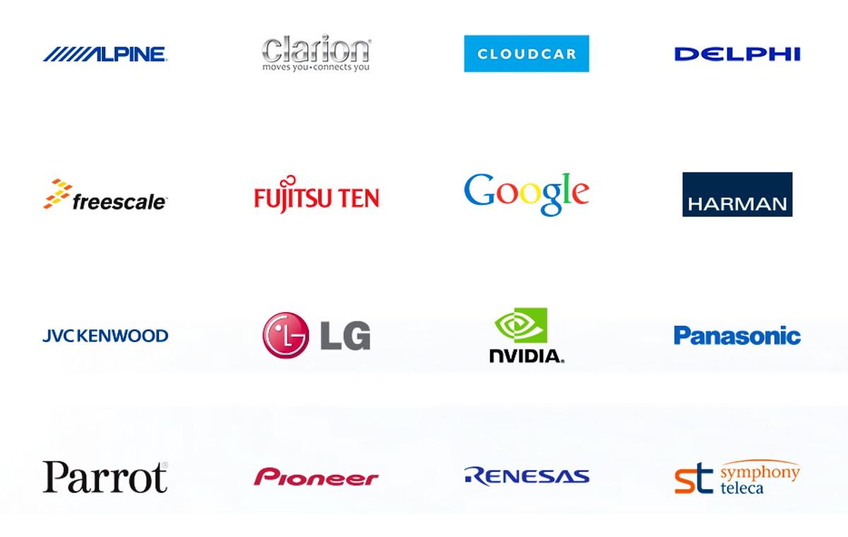 Android Auto Technikpartner