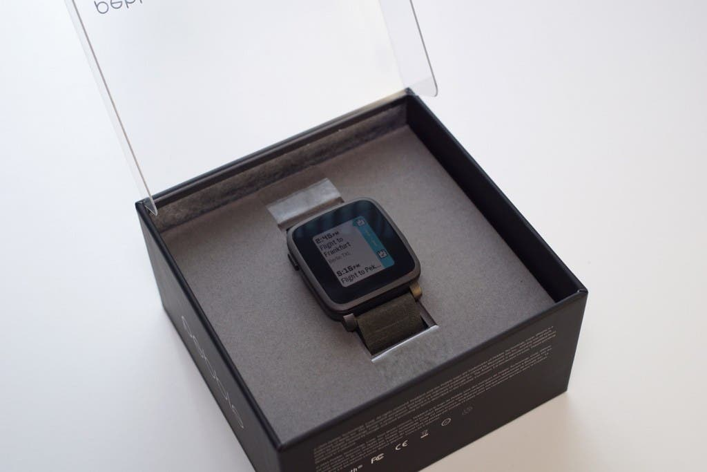 Pebble Time Steel Test Review 15